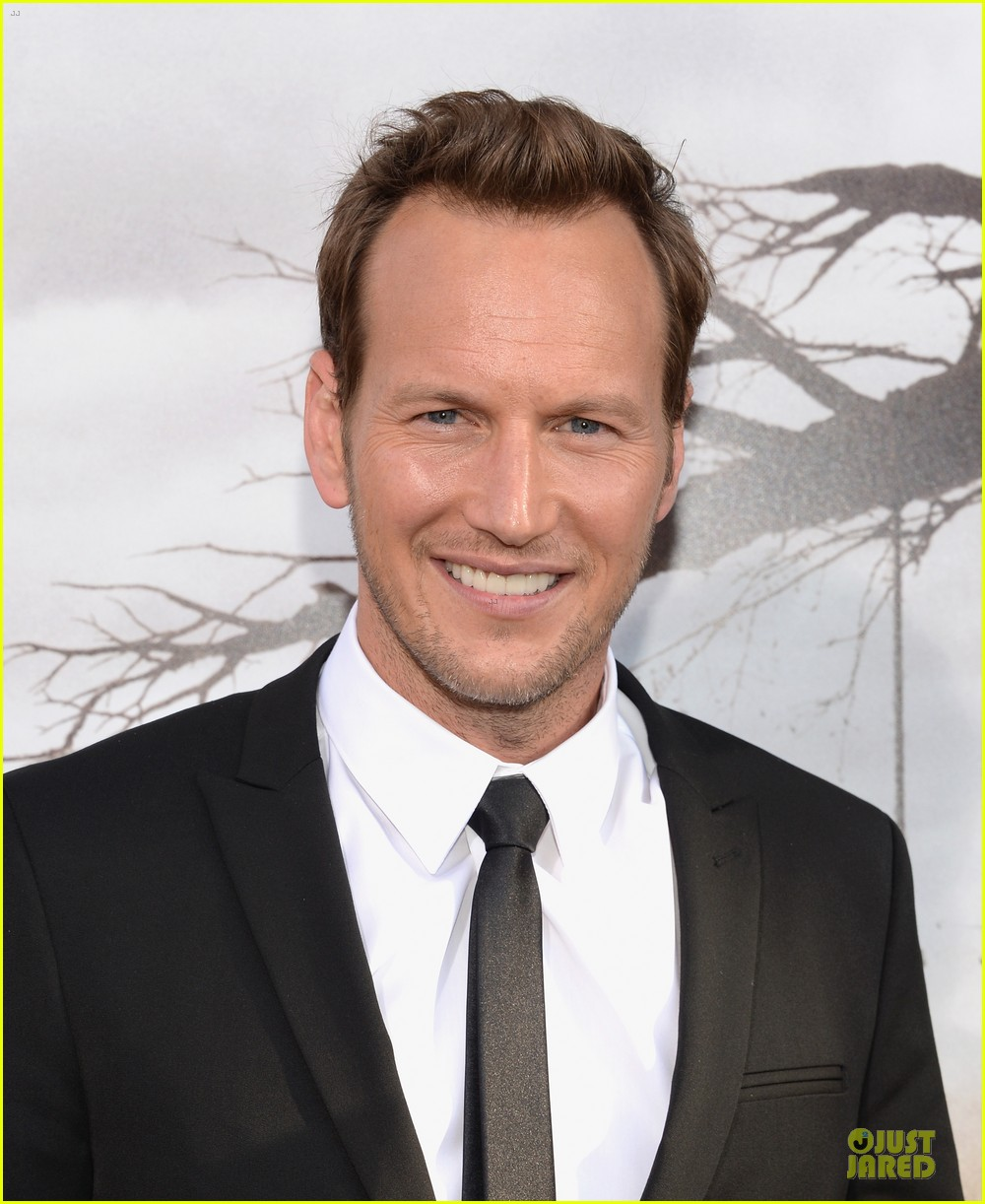 patrick wilson jackson rathbone the conjuring hollywood premiere 06
