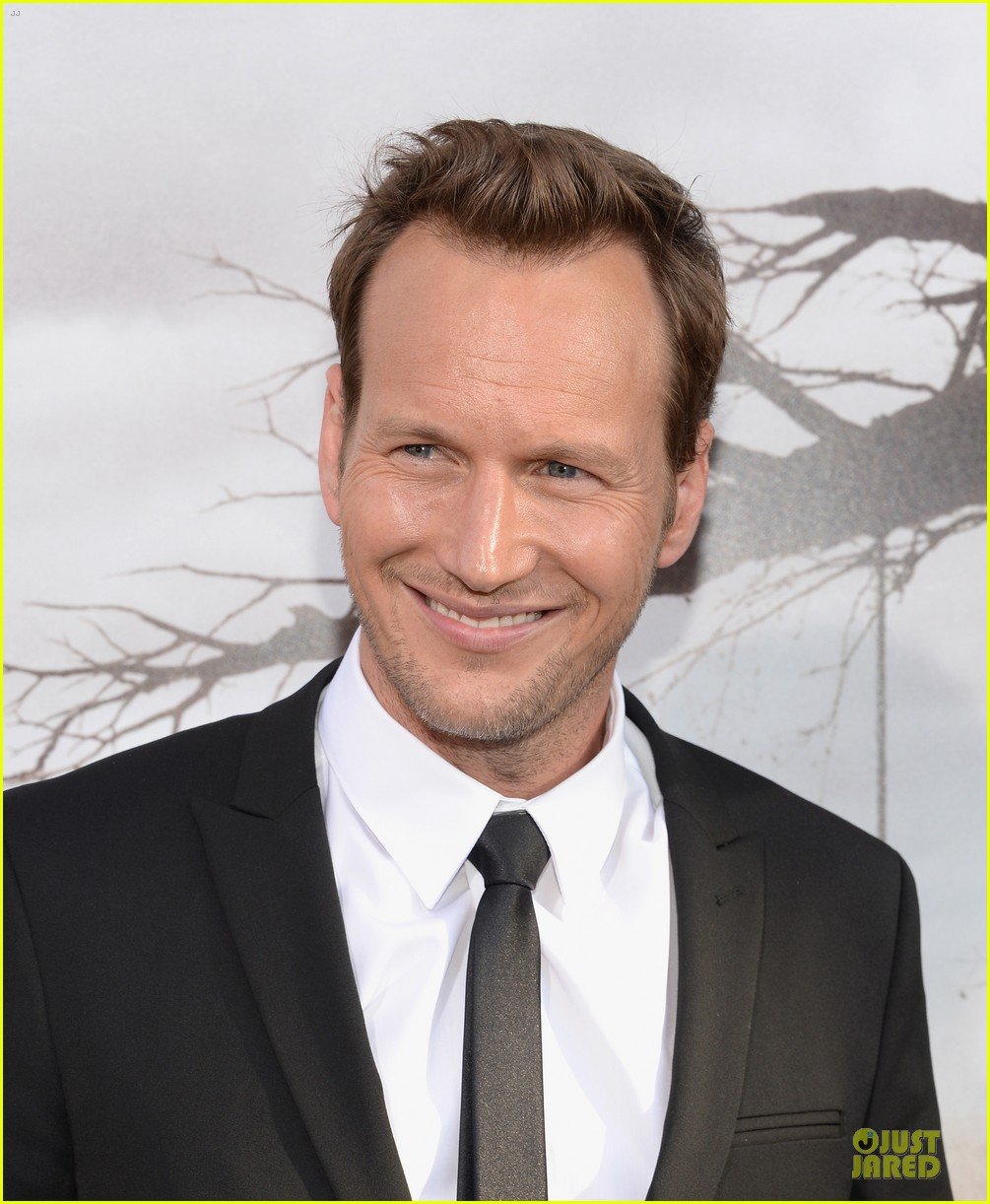 patrick wilson jackson rathbone the conjuring hollywood premiere 07