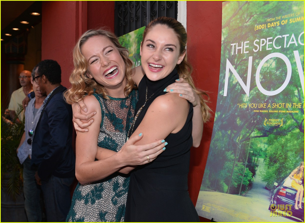 shailene woodley miles teller spectacular now la screening 042920619