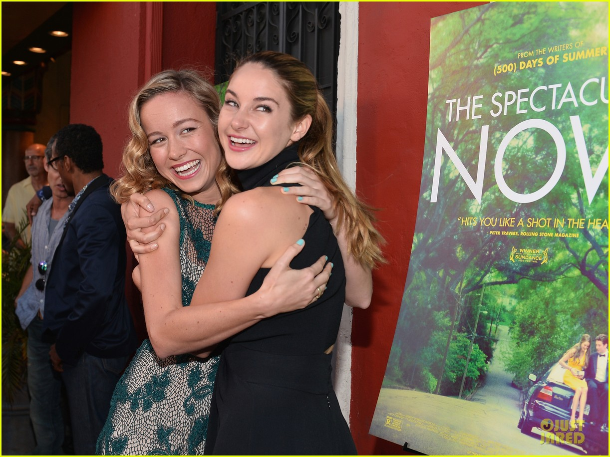 shailene woodley miles teller spectacular now la screening 07