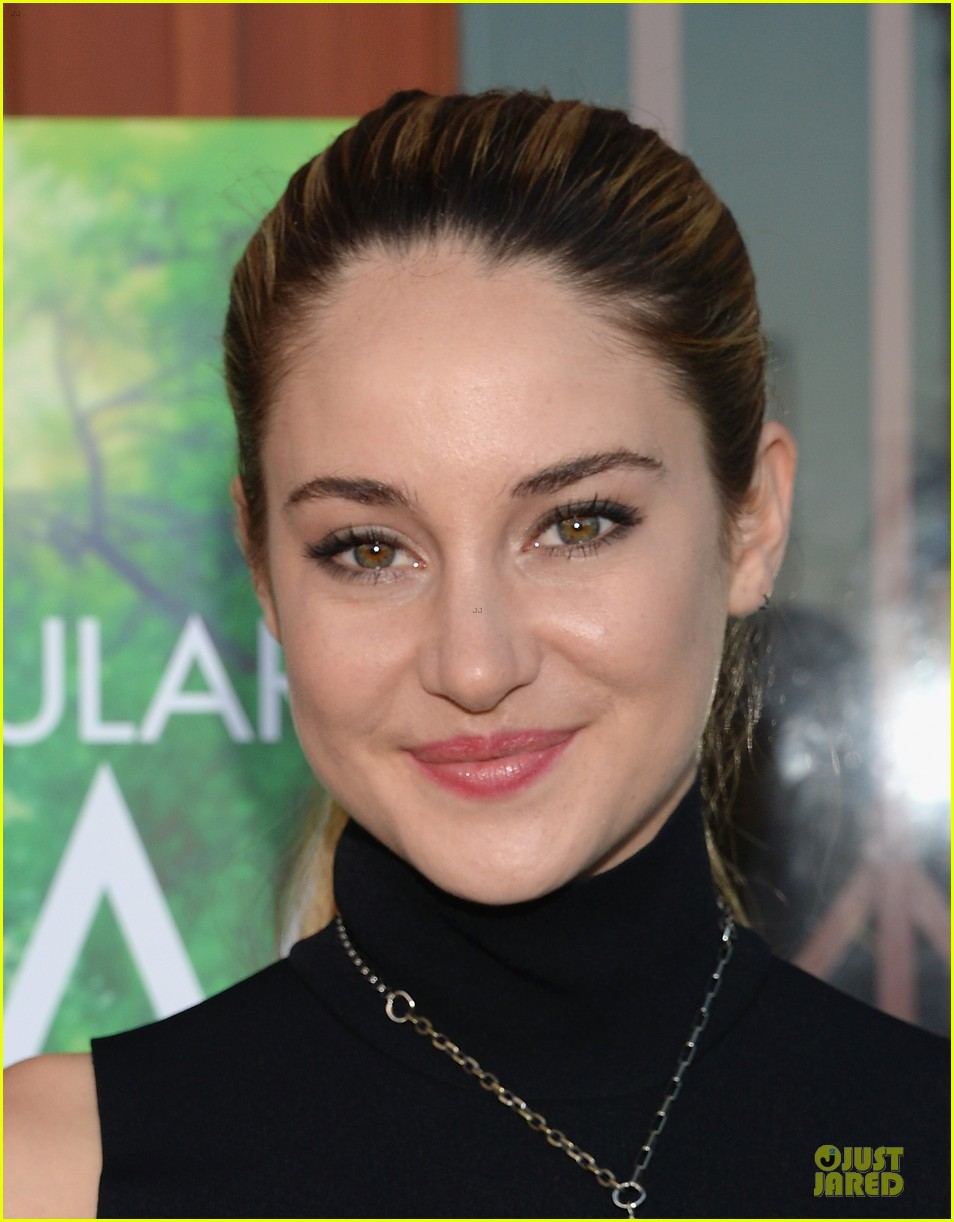 shailene woodley miles teller spectacular now la screening 142920629