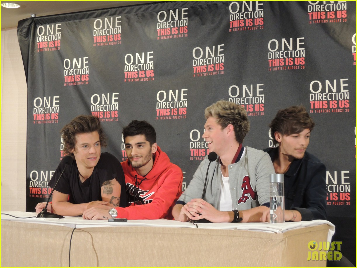 one direction this is us new york press conference 02
