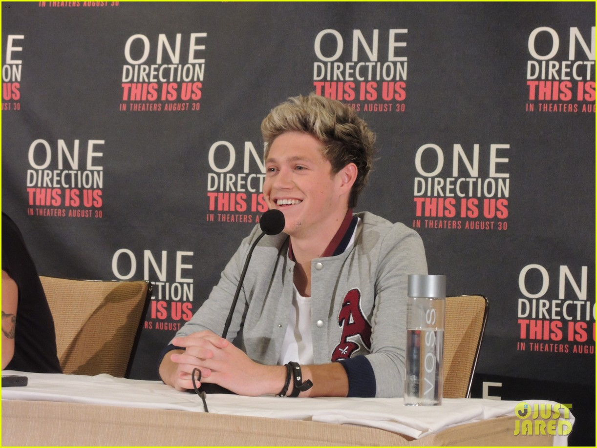 one direction this is us new york press conference 14