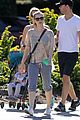 amy adams casually strolls with family for big eyes break 01
