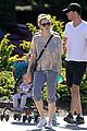amy adams casually strolls with family for big eyes break 03