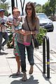 jessica alba honor haven wear matching outfits 01