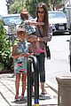 jessica alba honor haven wear matching outfits 11