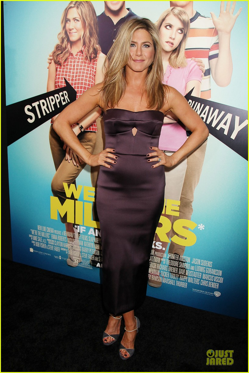 jennifer aniston were the milliers nyc premiere 01