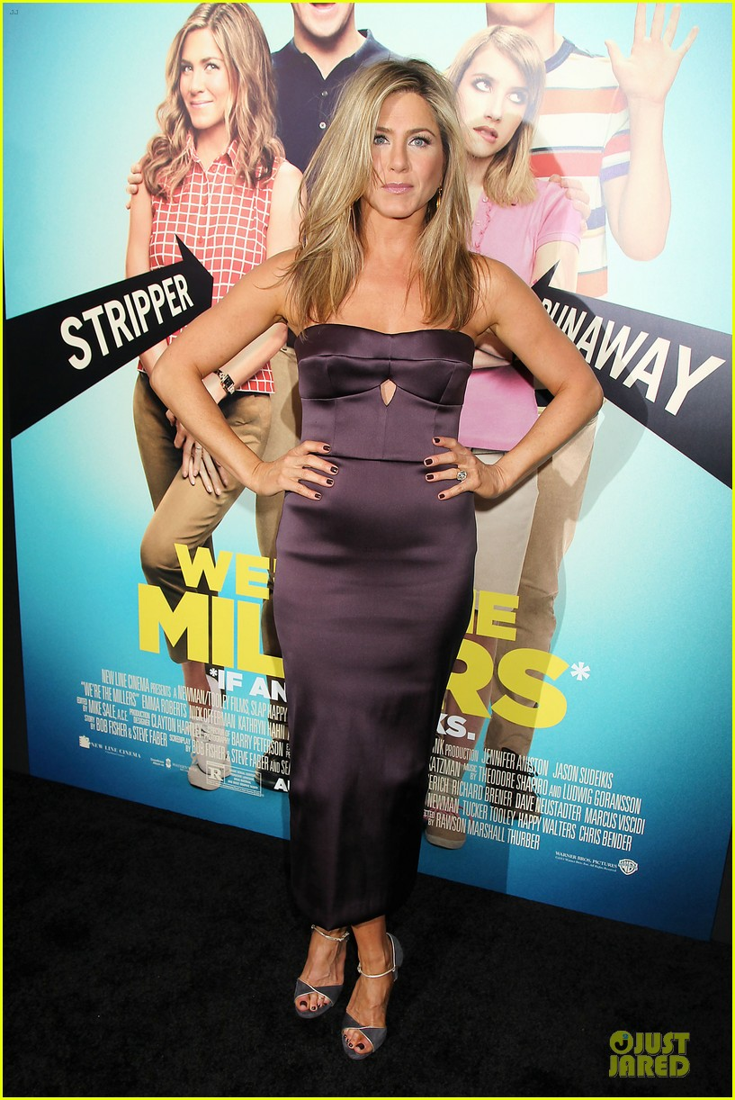 jennifer aniston were the milliers nyc premiere 27