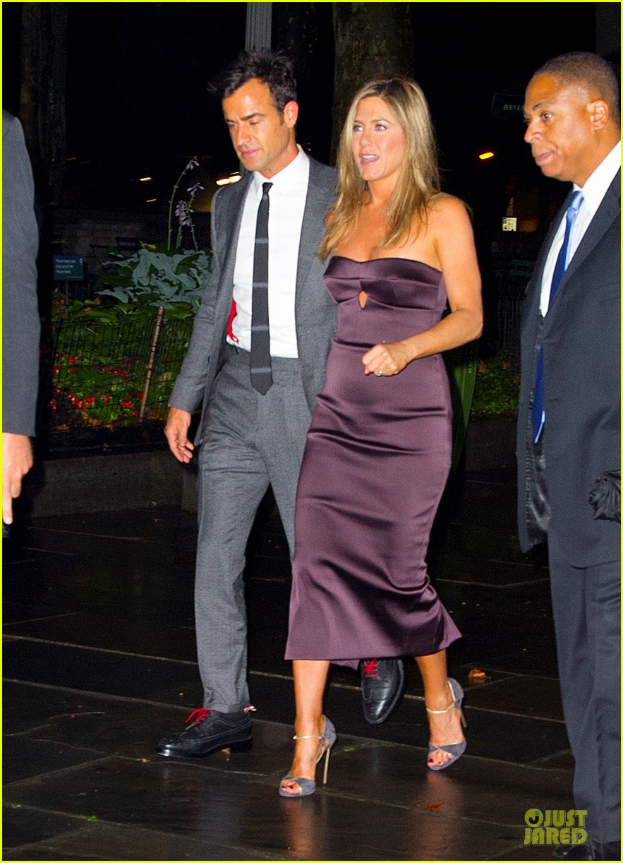 jennifer aniston justin theroux were the millers after party 01