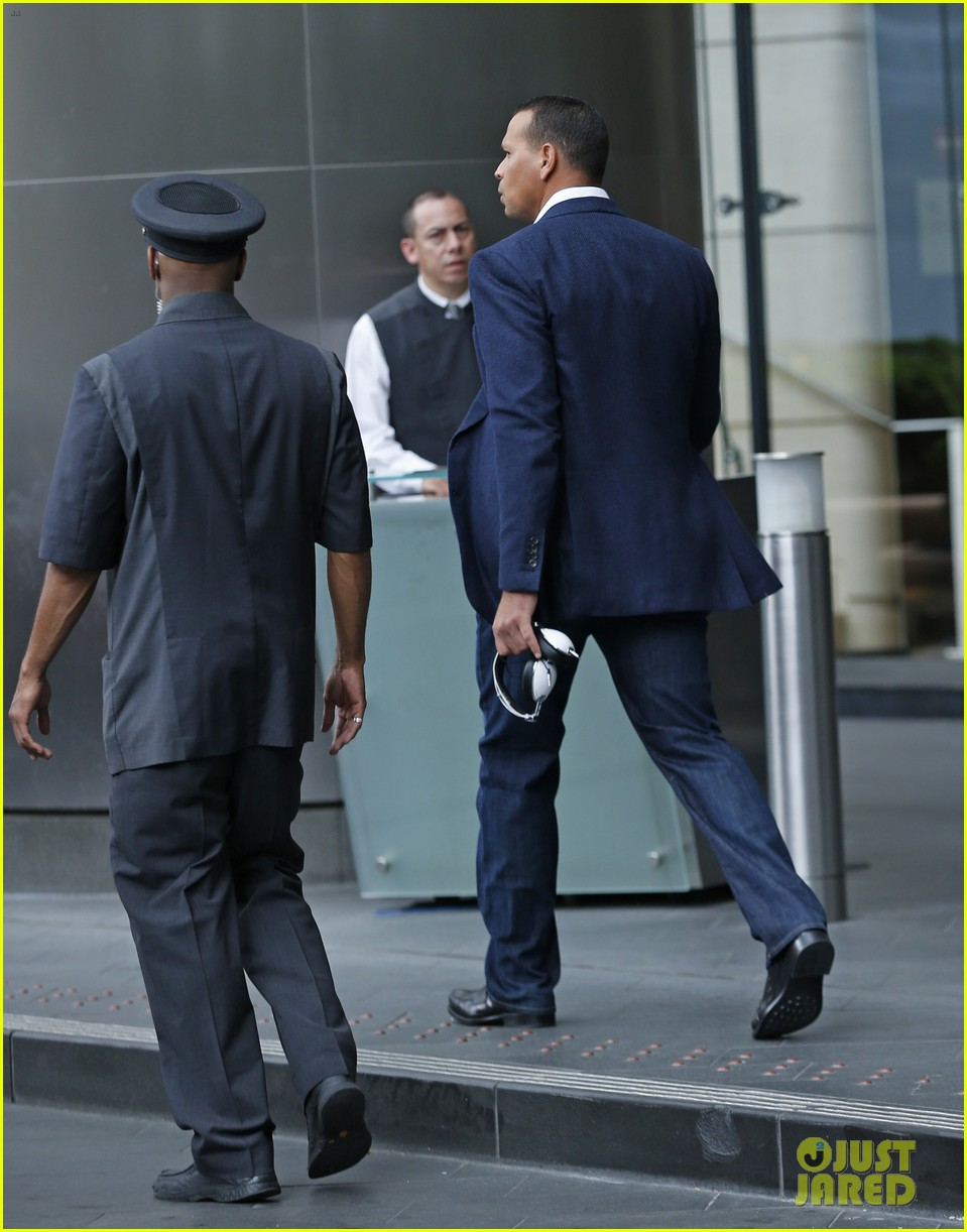 alex rodriguez steps out after record mlb suspension 23