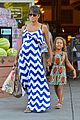 halle berry shows off large baby bump at bristol farms 01