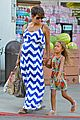 halle berry shows off large baby bump at bristol farms 11