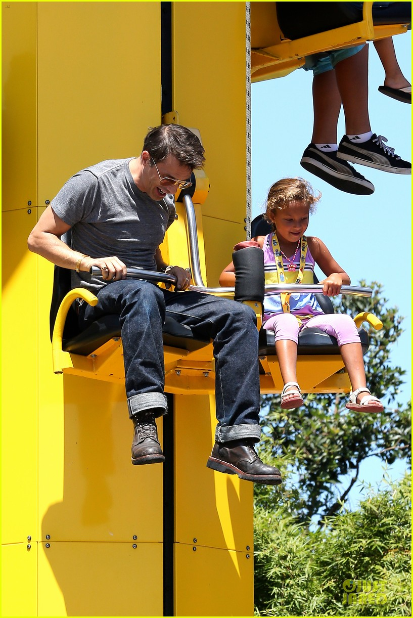 halle berry olivier martinez legoland with nahla 282934152