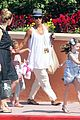 halle berry nahla universal studios hollywood fun 06