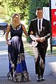 michael buble lusiana lopilato vancouver wedding couple 11