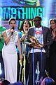 sophia bush host do something awards in different dresses 01