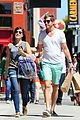 sophia bush dan fredinburg melrose shopping couple 02