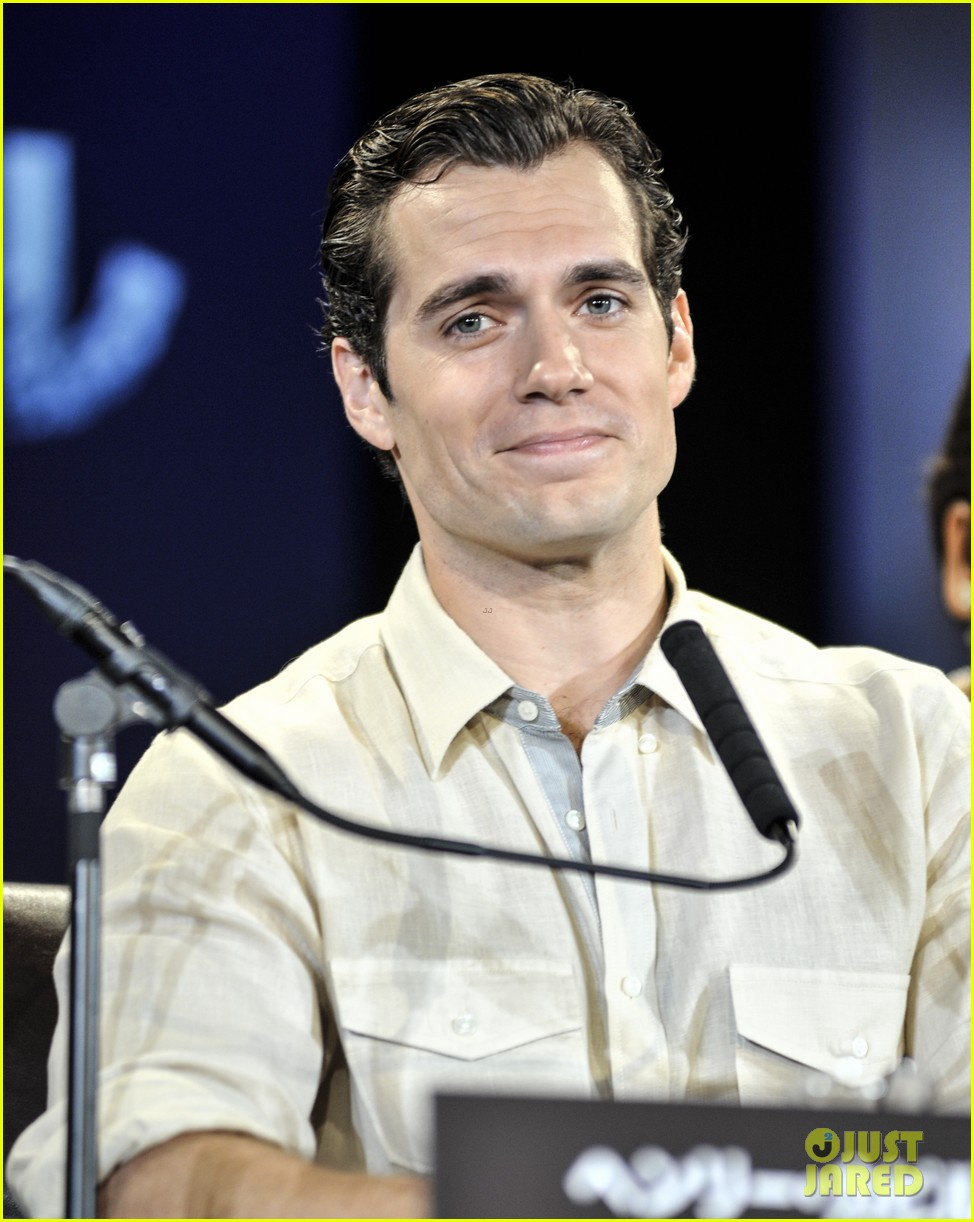 henry cavill man of steel japan press conference 012935220
