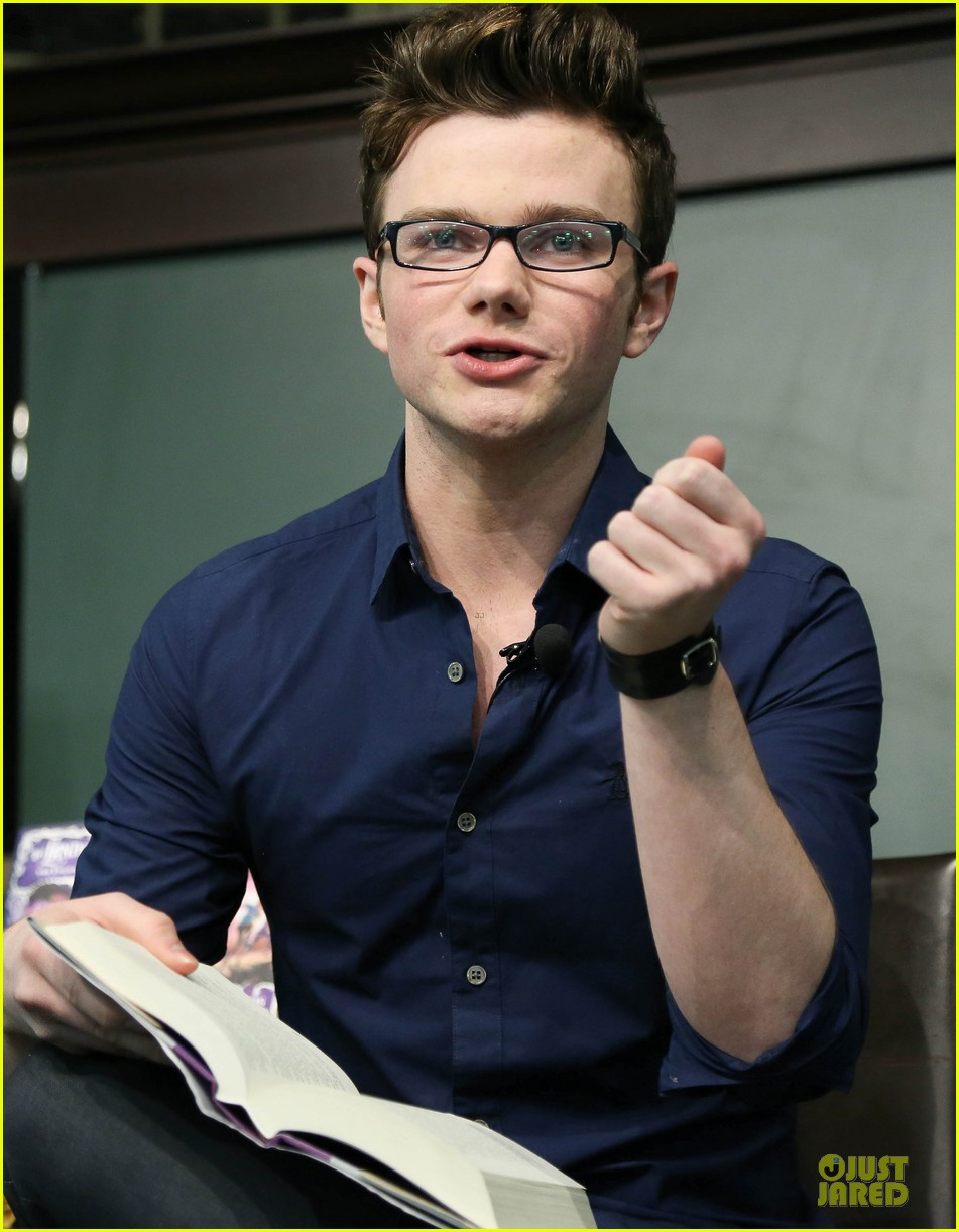chris colfer land of stories the enchantress returns book event 11
