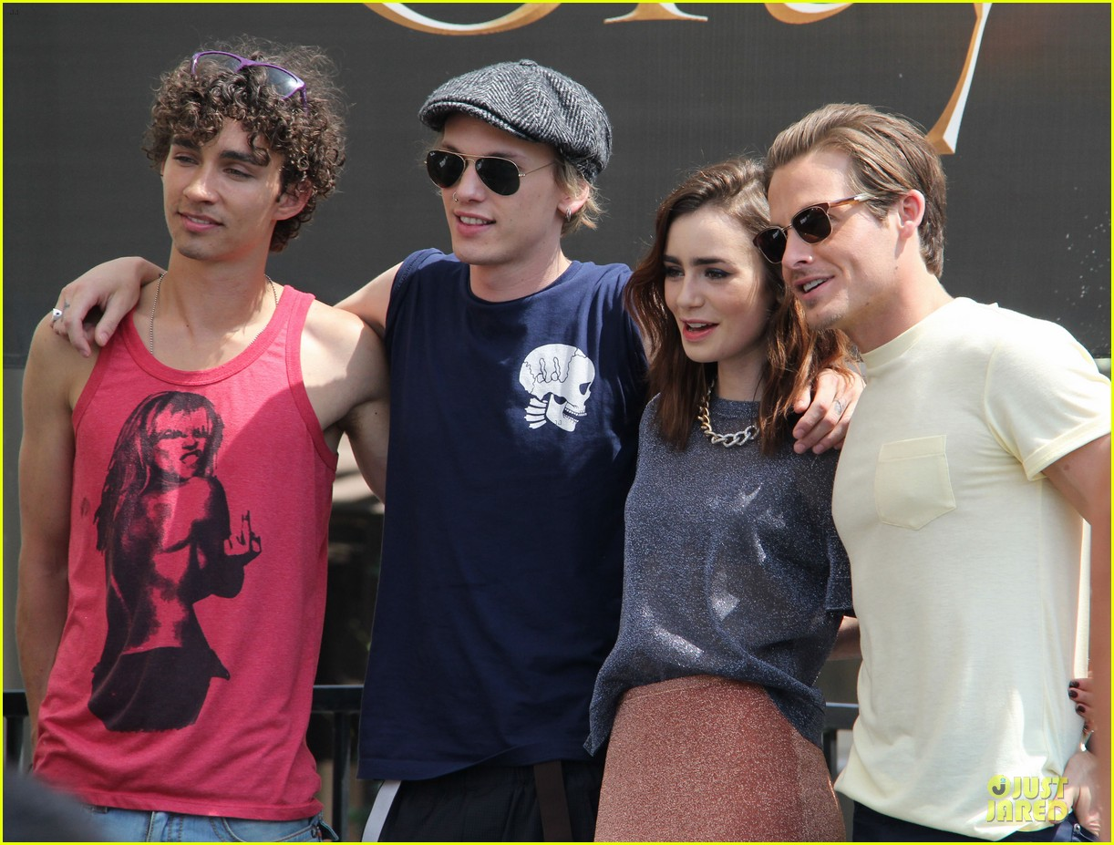 lily collins jamie campbell bower bower are very close despite split 27