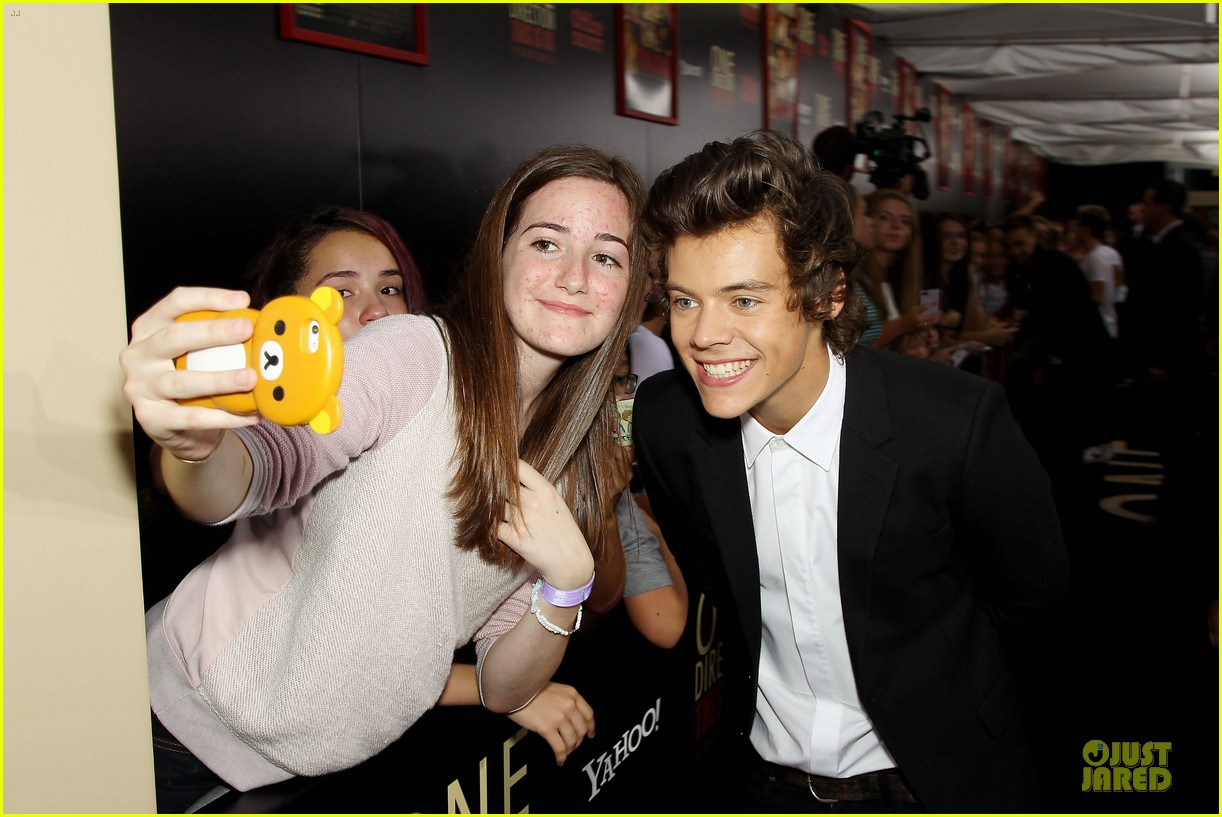 one direction this is us world premiere in nyc 23
