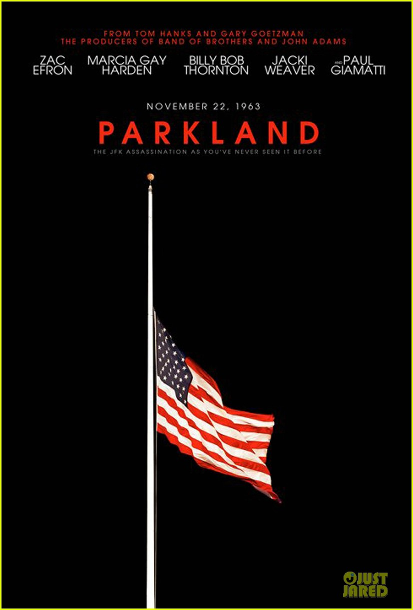 zac efron new parkland still poster 052931617