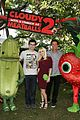 anna faris cloudy with a chance of meatballs 2 press event 05