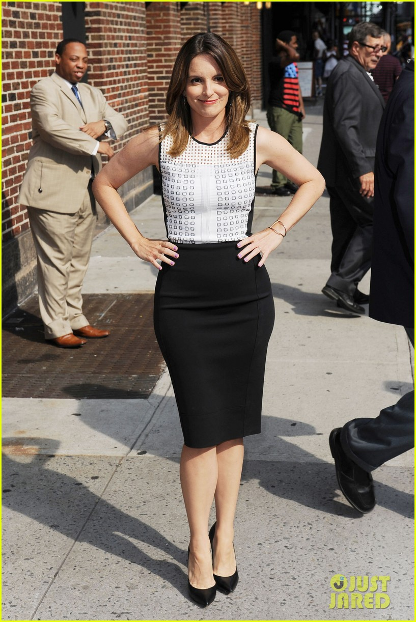 tina fey says shes a hot mess talks going to emmys 2013 052934921
