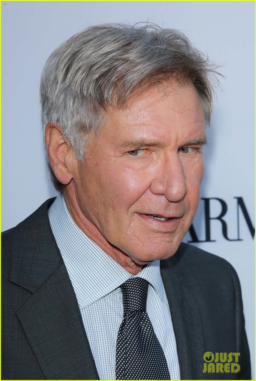harrison ford paranoia premiere with calista flockhart 14