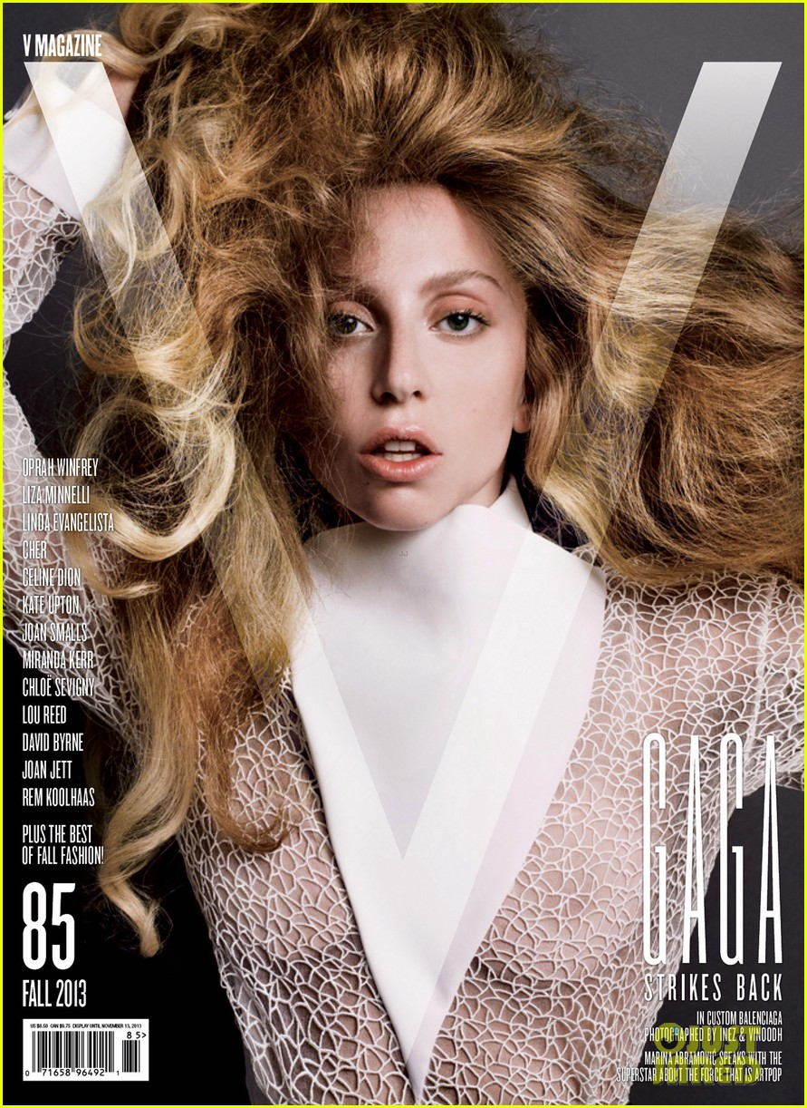 lady gaga final nude v magazine images 012930795