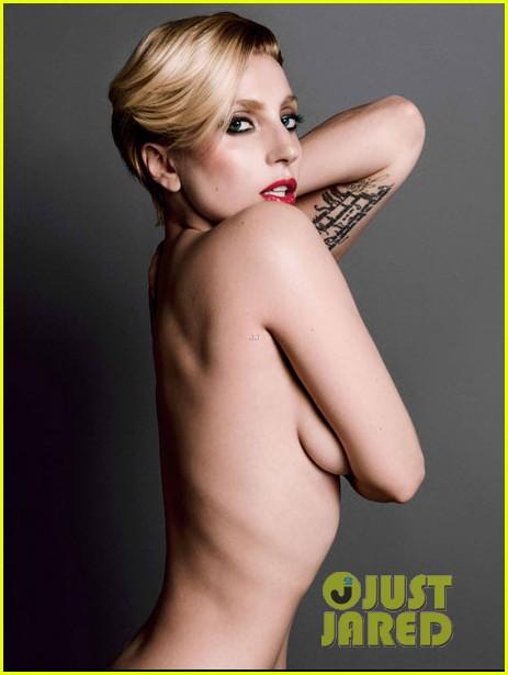 lady gaga more nude v magazine pics 022930173