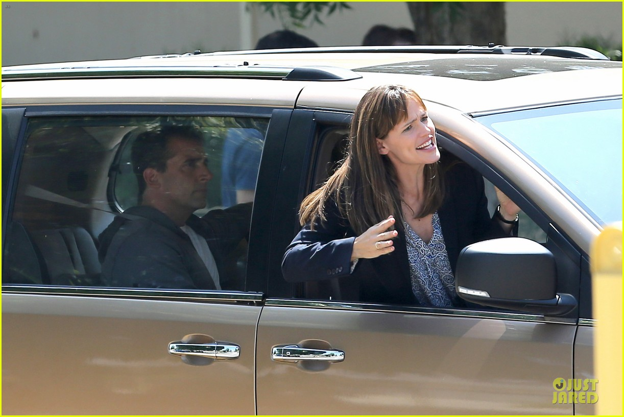 jennifer garner alexander set with steve carell 062933707
