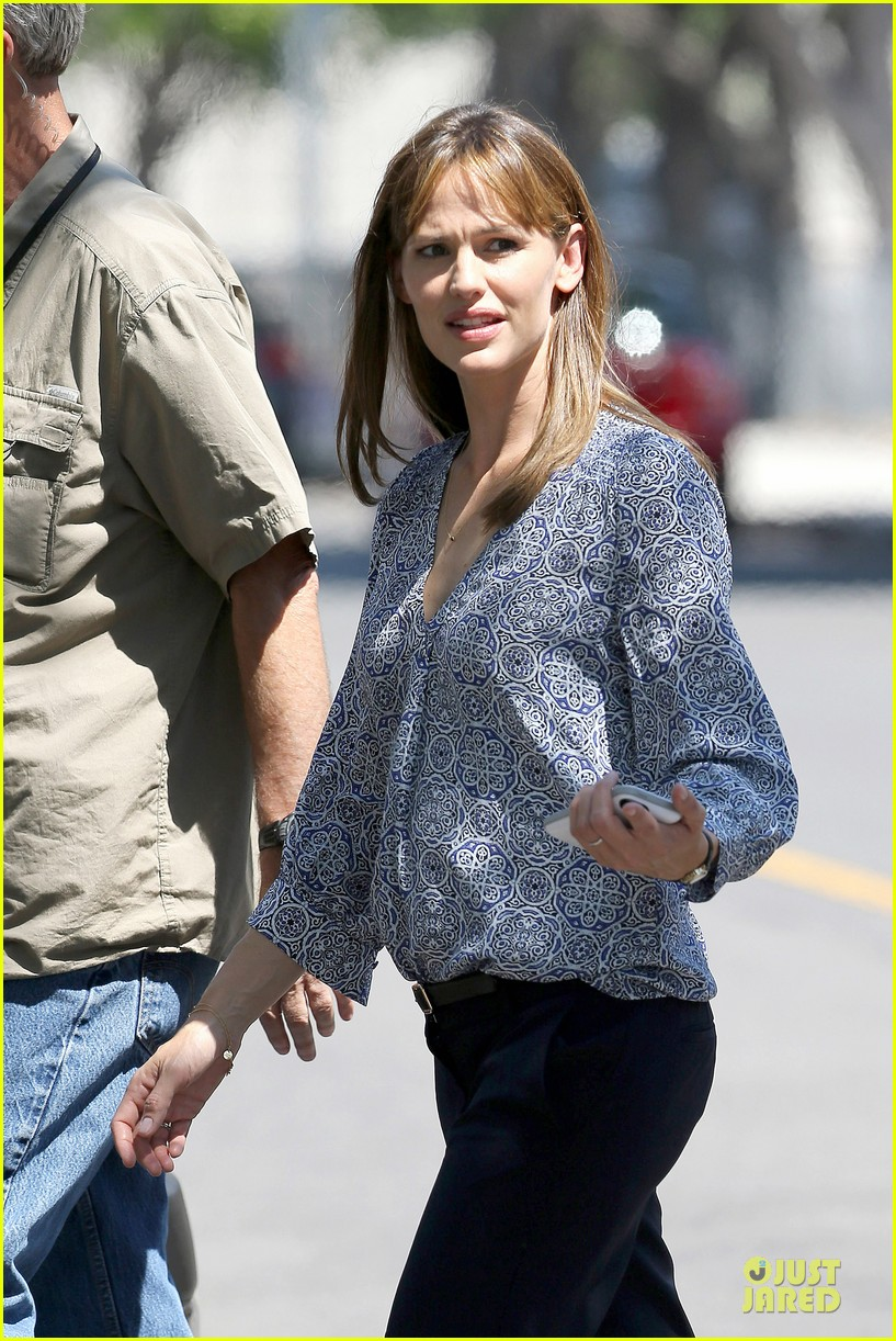 jennifer garner alexander set with steve carell 21