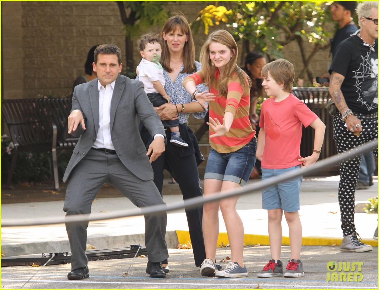 Jennifer Garner Steve Carell Family Freakout For Alexander Photo 2938749 Jennifer Garner Steve Carell Pictures Just Jared Sister to john carell born in 2004. 2