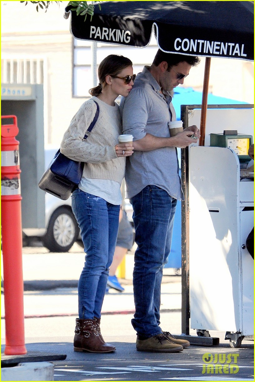 jennifer garner ben affleck share romantic weekend lunch 02