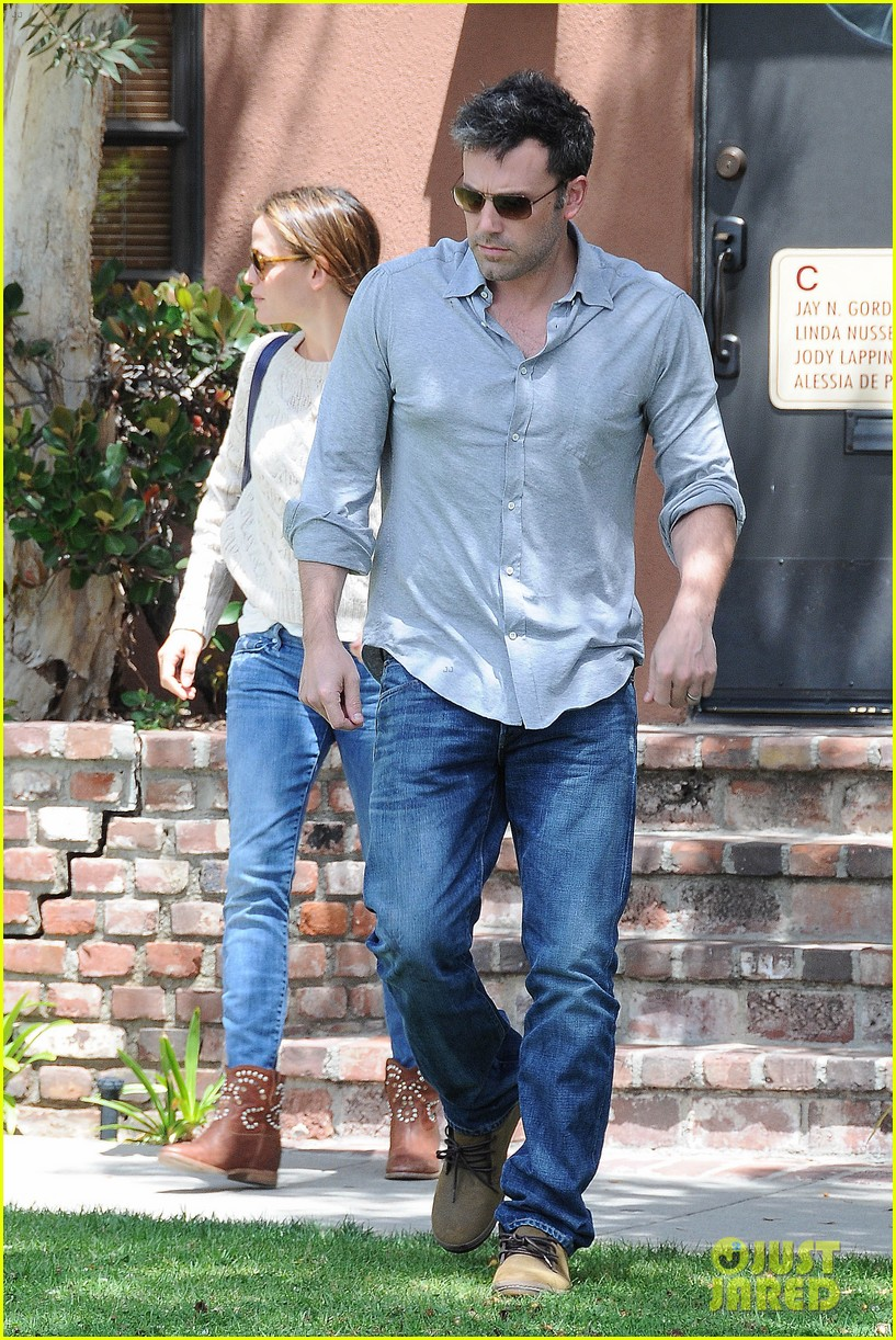 jennifer garner ben affleck share romantic weekend lunch 10