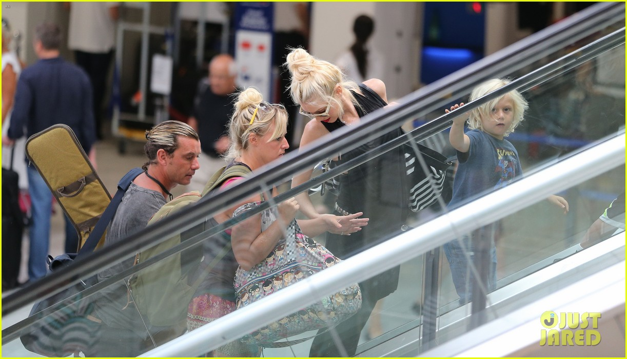 gwen stefani gavin rossdale back after paris vacation 33