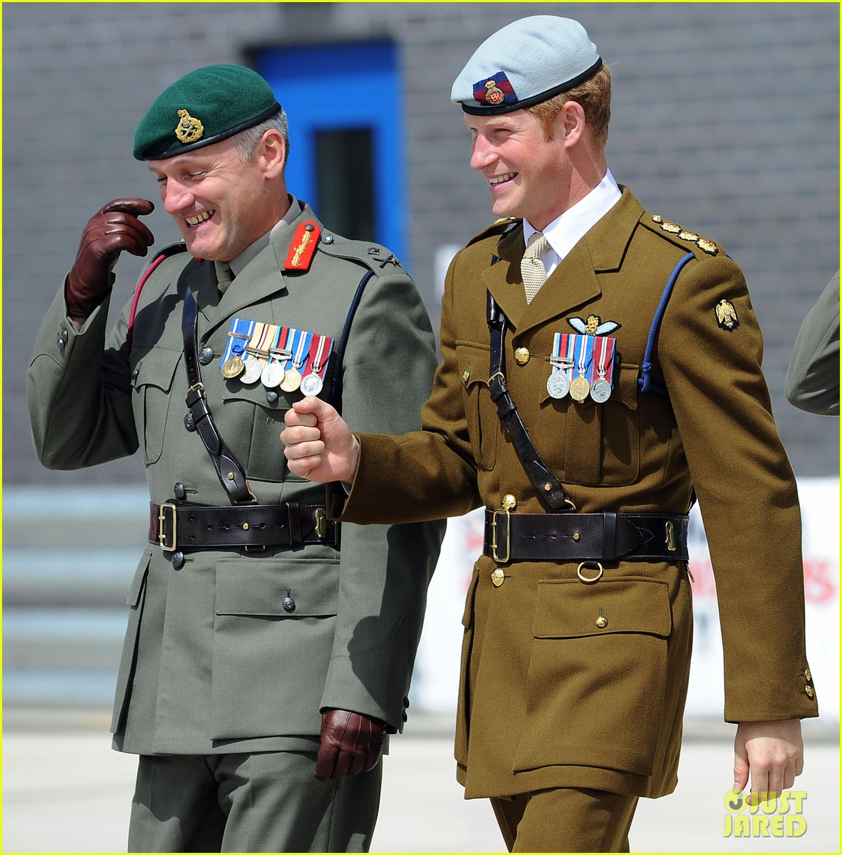 prince harry opens royal marine center in devenport 02