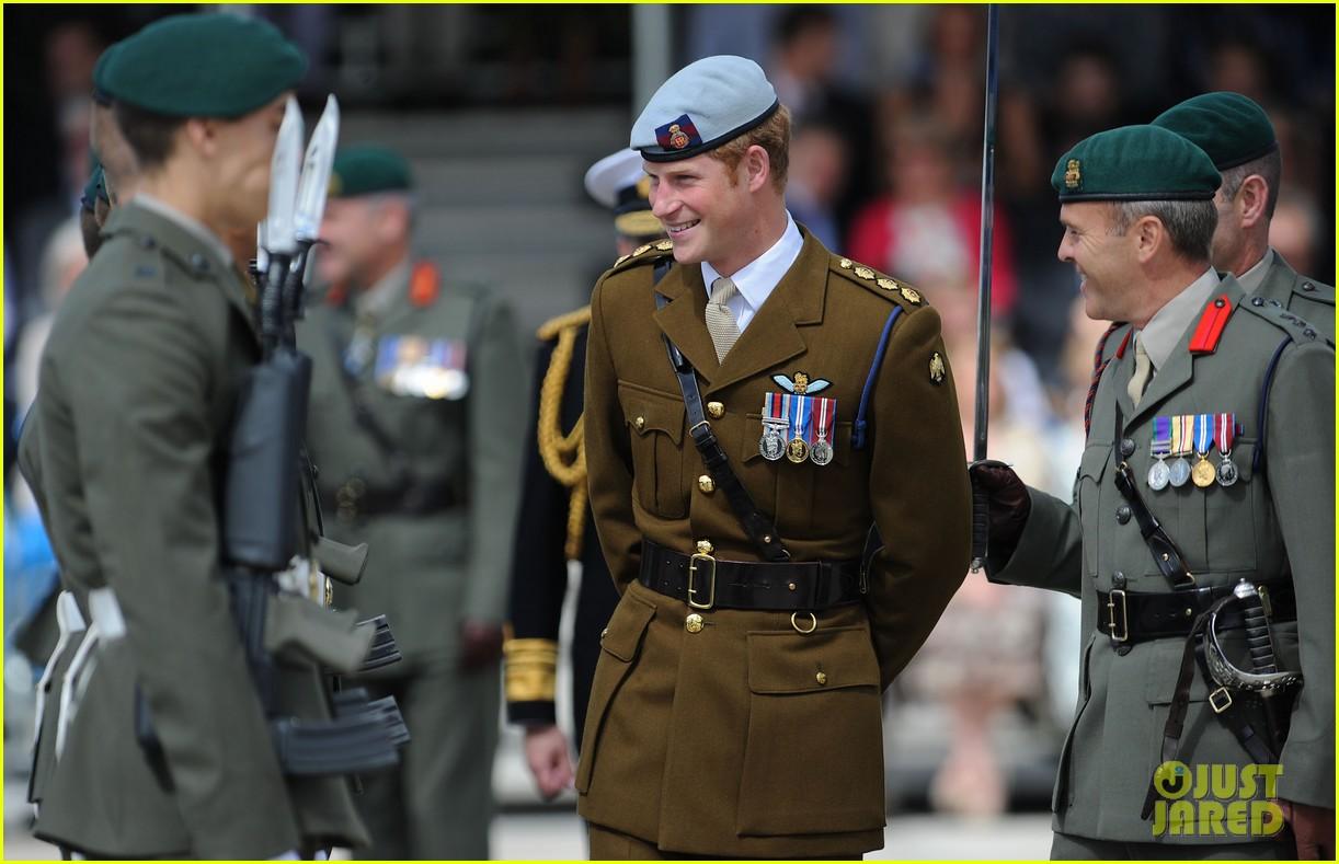 prince harry opens royal marine center in devenport 10
