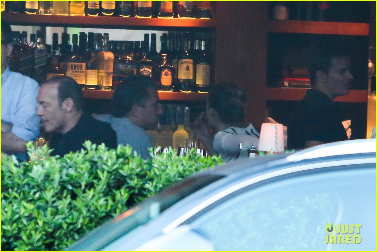 amber heard grabs dinner with talent agent christian carino 262924084