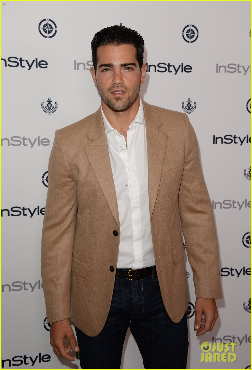 emile hirsch jesse metcalfe instyle summer soiree 14
