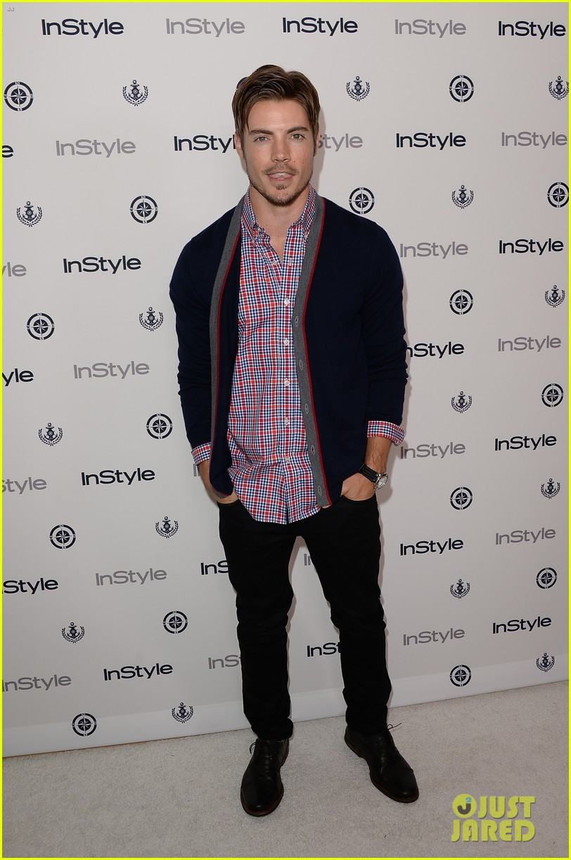 emile hirsch jesse metcalfe instyle summer soiree 29