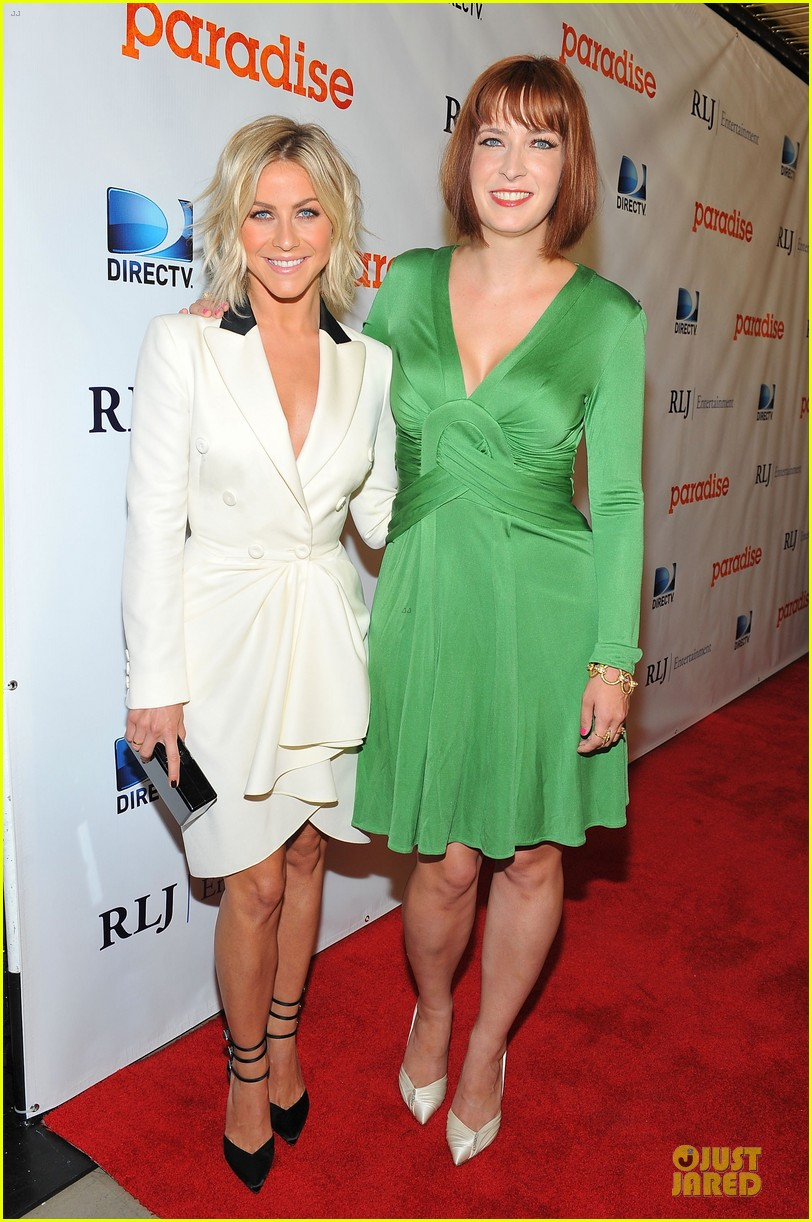 julianne hough paradise hollywood premiere with diablo cody 08