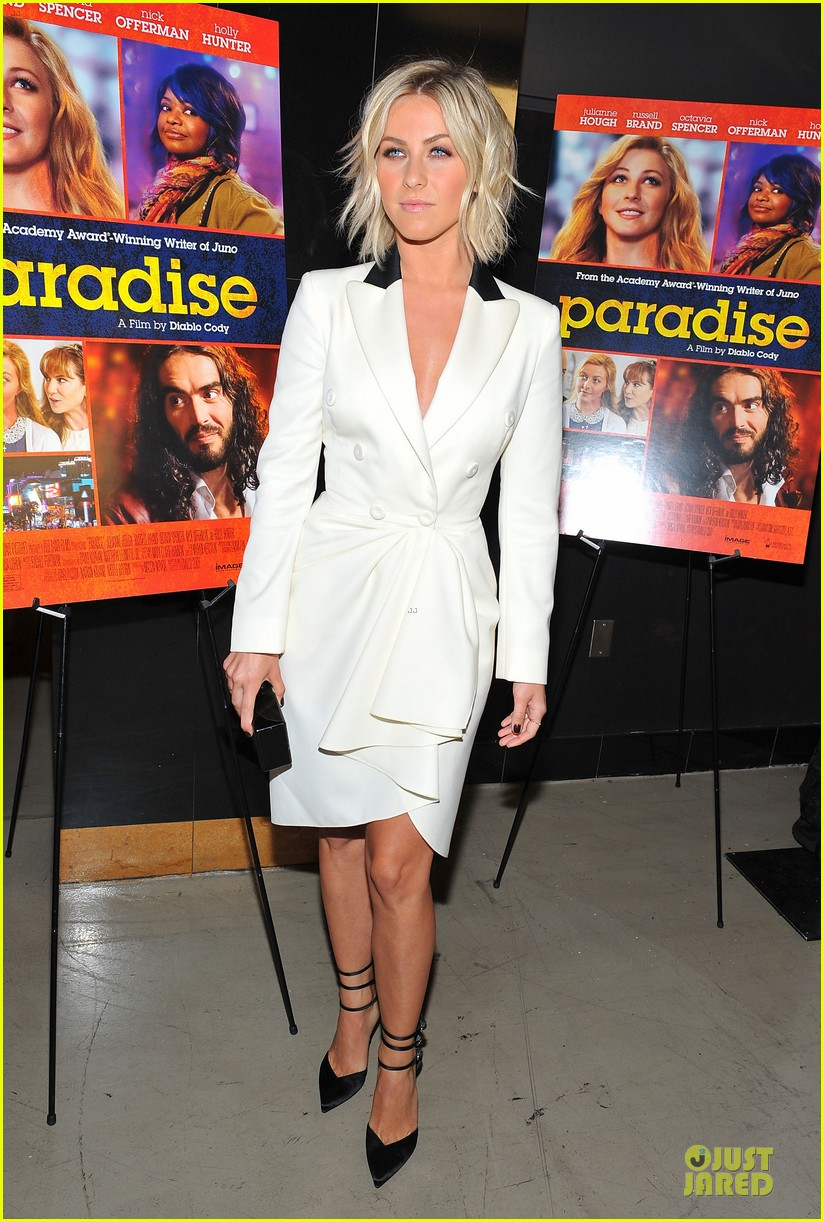 adb23bed737e Julianne Hough: 'Paradise' Hollywood Premiere with Diablo Cody!: Photo  2925213 | Diablo Cody, Julianne Hough, Paradise Pictures | Just Jared