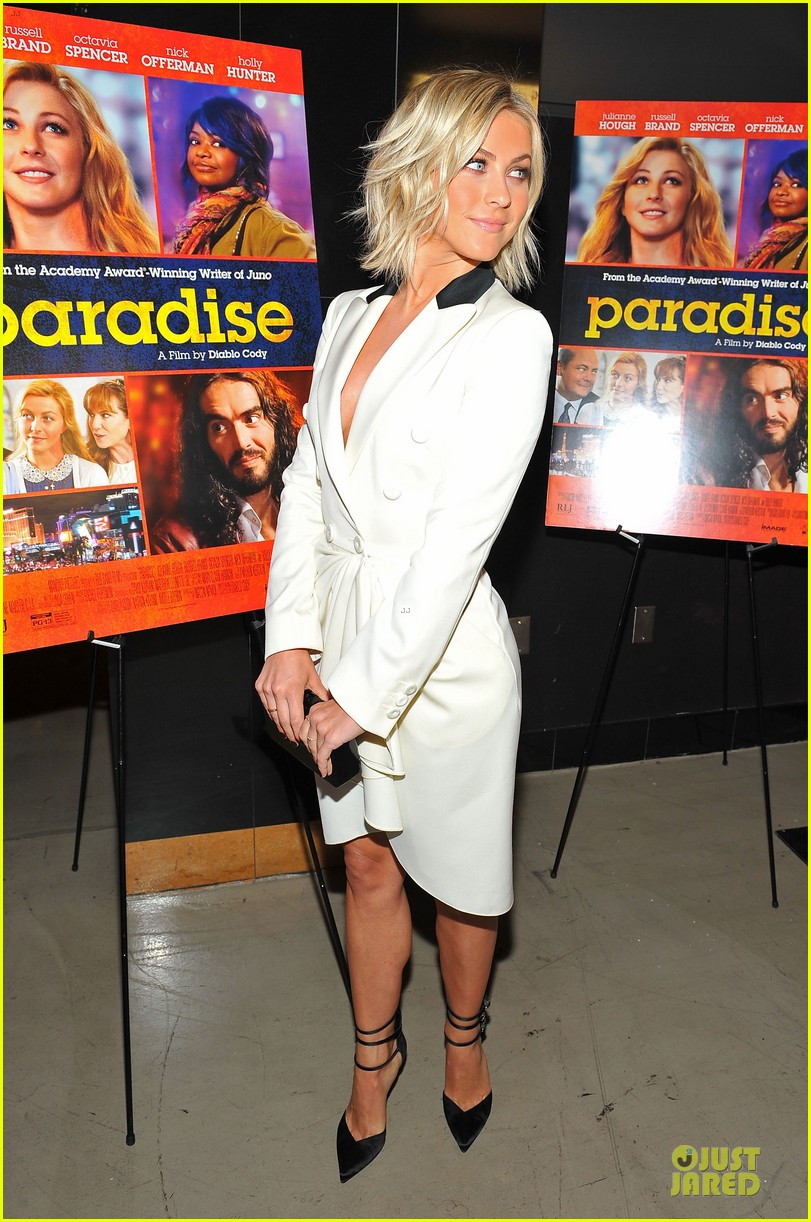 julianne hough paradise hollywood premiere with diablo cody 112925221