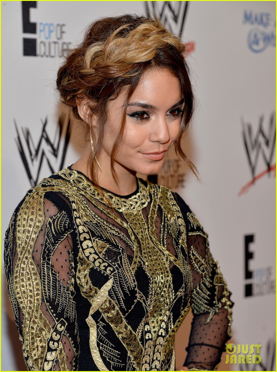 vanessa hudgens wwe superstars for hope event 19