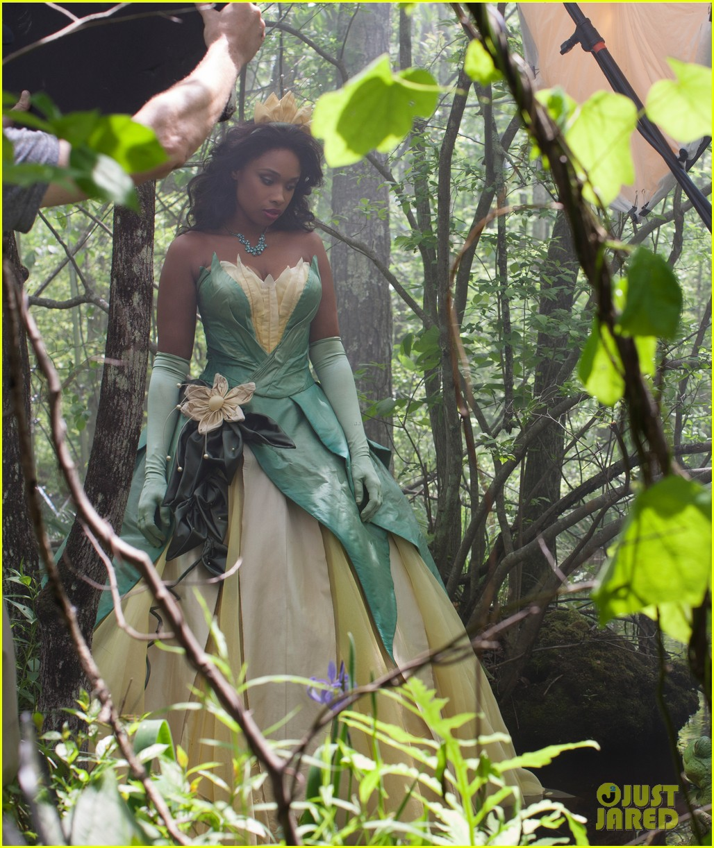 jennifer hudson princess tiana disney dream portrait 07