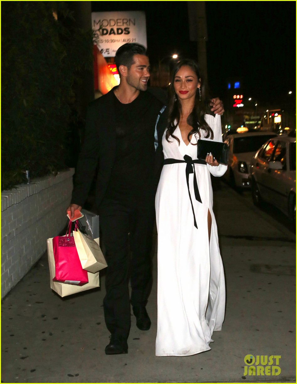 jesse metcalfe cara santana we took the time to get to know each other 312932690