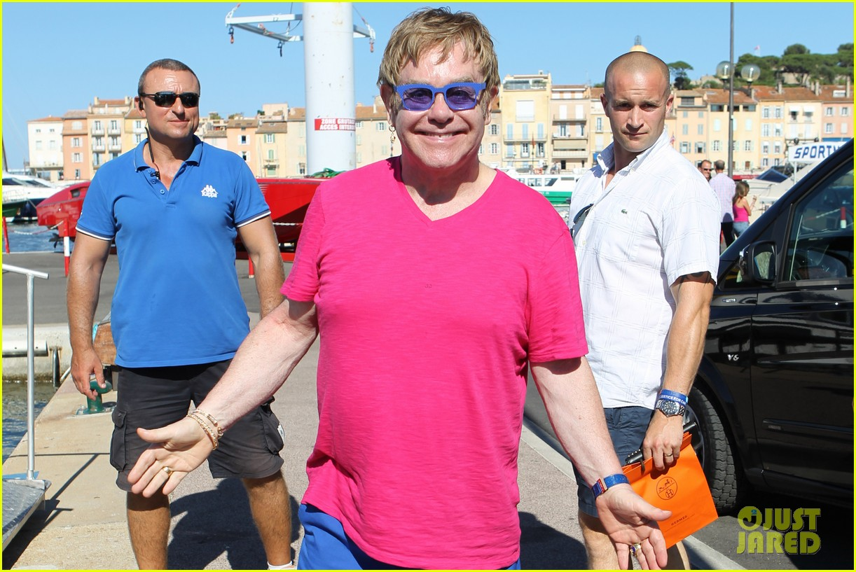 elton john vacations after appendicitis recovery 12